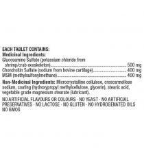 Chondroïtine à la glucosamine Kirkland Signature et au MSM