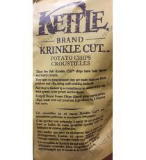Kirkland Signature Bouilloire de la Marque Krinkle Couper les pommes de terre Frites Sel Marin 907 g