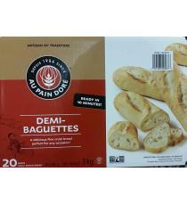 DEMI-Baguettines, 20X150 g (3 Kg)