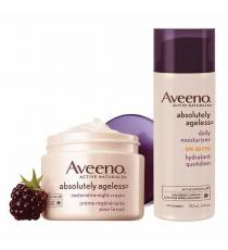 Aveeno Ageless Day & Night Cream