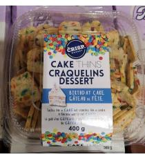 THE CRISP BAKERY, CRAQ. PARTY CAKE 400g