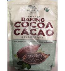 RODELLE Organic Baking Cocoa, 700 g