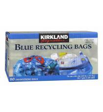 Kirkland Signature Blue - Sacs de recyclage