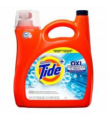Détergent à lessive liquide Tide Advanced Power OXI 4,43 L