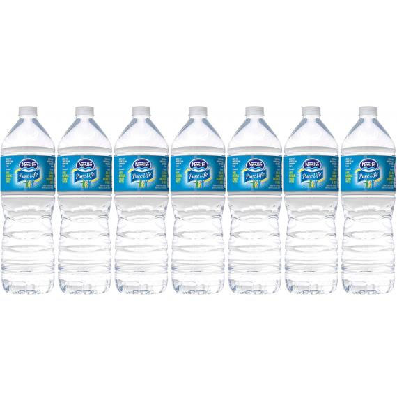 Nestlé Pure Life Natural Spring Water 7 x 500 ml