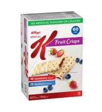 Kellogg's Special K Fruit Crisps 60-count, 25 g (0.8 oz) per bar