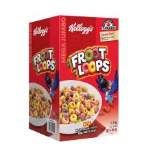 Kellogg's Froot Loops Cereal 1.1 kg
