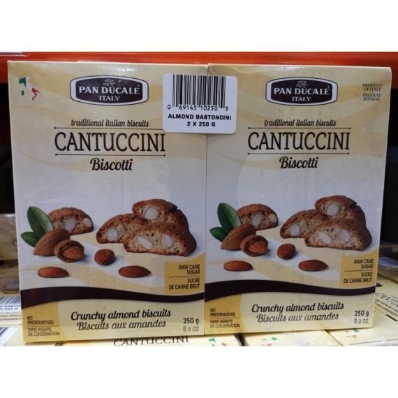 PAN DUCALE Almonds Bastoncini 2x250g