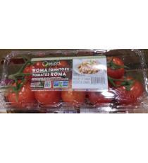 TOMATES ROMA MUCCI Farms Produit du Canada 908 g / 2 lb