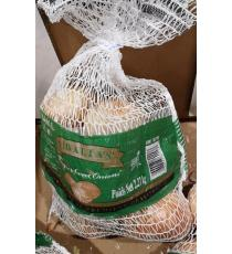 ONIONS TWO VIDALIA Product of USA Category No. 1, 2.27 kg