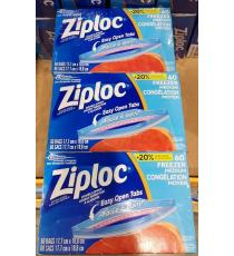 Ziploc 3x60 Medium Freezer Bags