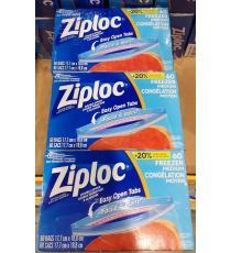 Ziploc 3x60 Moyenne Des Sacs De Congélation