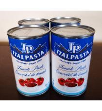 ITALPASTA Concentré de tomate 4 x 156 ml