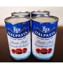 ITALPASTA Tomato Paste 4 x 156 ml
