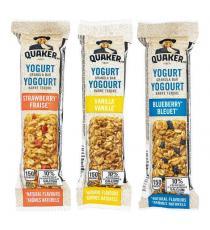 Quaker Barres granola au yaourt , 34 x 35 g