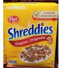 POST, Céréales Shreddies 1.24 Kg