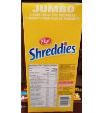 POST, Céréales Shreddies 1.24 Kg