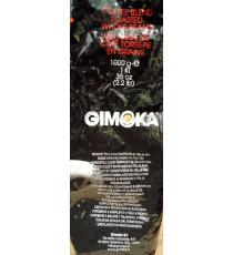 Gimoka Coffee Blend Roasted Whole Beans 1000 g