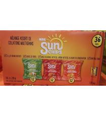 Frito Lay, Sunchips Variety Pack, 36 X 28 g