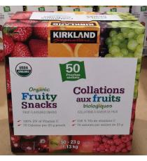 Kirkland Signature, Fruit Snack, 50 X 23 g, 1.13 Kg