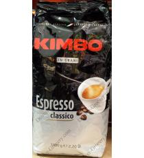 Kimbo Original Italian Espresso Grain Coffee 1000 g