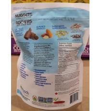 INNO Foods, Rochers d'Amandes Au Chocolat Noir, 500 g