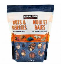 Kirkland Signature Nuts and Berries, 794 g (28 oz.)