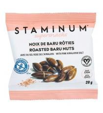 Staminum Roasted Baru Nuts, 12 x 28 g