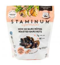 Staminum, Noix Baru rôties, 12 unités x 28 g