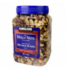 Kirkland Signature Mixed Nuts, 1.13 kg (2.49 lb)