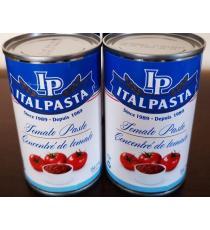 ITALPASTA Concentré de tomate 2 x 156 ml