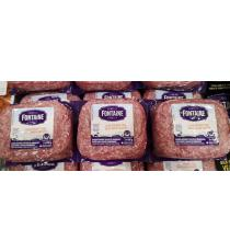 Lean ground veal, HALAL, 3 x 650 gr