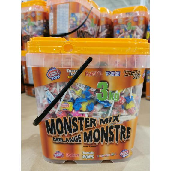 Halloween Monster mix, 3kg
