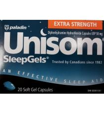 Unisom Sleep Gel Capsules