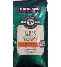 Kirkland Signature Roasted by Starbucks House Blend Whole Bean Coffee 907 g