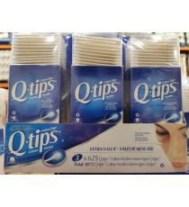 O-tips coton tige, 3*625 tips