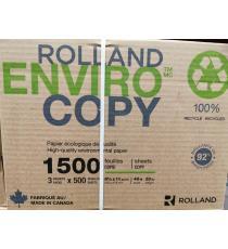 Roland high quality environmental paper, 3 x 500