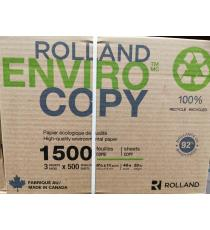 Roland high quality environmental paper, 3*500