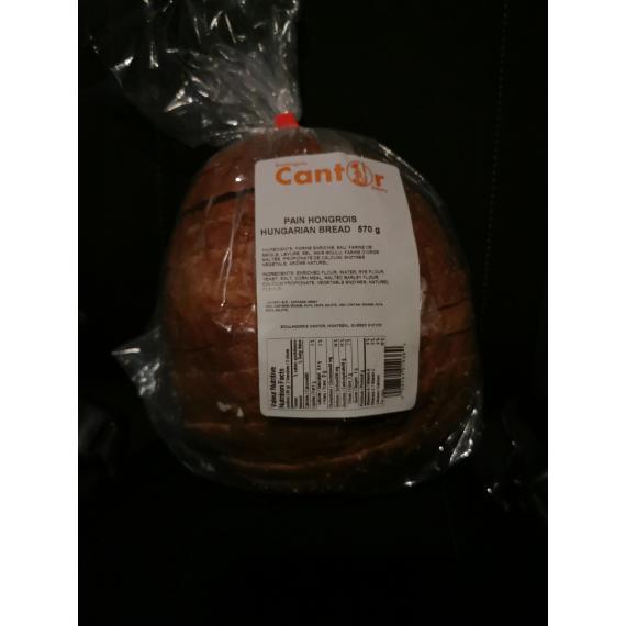 Hungarian Bread, 570 gr