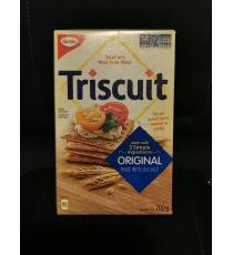 Triscuit Original whole grain wheat crackers, 200gr
