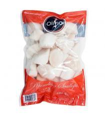 Olivia Frozen Scallops U15, 680 g