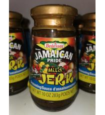 Bedessee Jamaican pride Mild Jerk, 283 gr