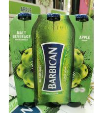 Barbican Boisson non alcoolisée au malt, saveur de pomme, 6 * 330 ml