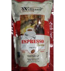 William Spartivento Organique Grains De Café, 1 Kg