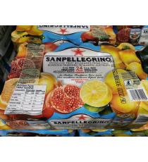 San Pellegrino Sparkling Fruit Beverages, 24*330 ml can