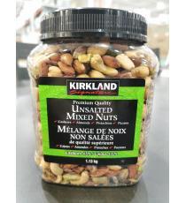 Kirkland Noix mélangées non salées, 1,13 kg