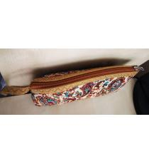 Women's small handbag, purse, handmade, 10 cm * 20 cm