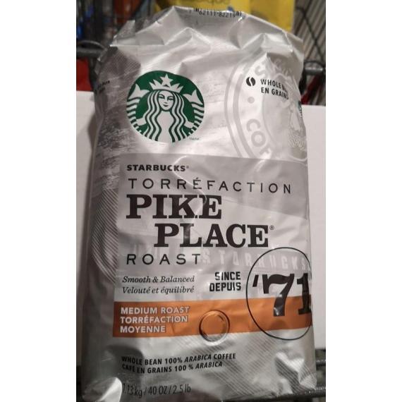 Starbucks Pike Place 1.13 Kg