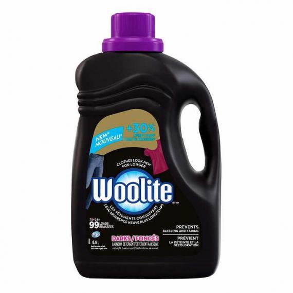 Woolite Darks Laundry Detergent, 99 Wash Loads