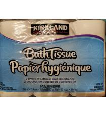 Kirkland Signature de Bain Tissu (papier toilette) 6 rouleaux